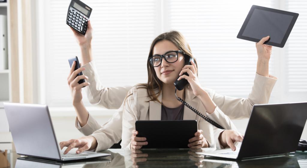 En av de bästa sakerna du kan göra för att öka din produktivitet är att sluta multitaska